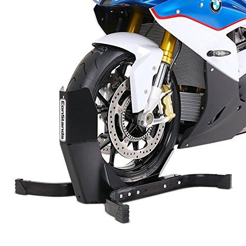 Motorradwippe Vorderrad 21 für Anhänger ConStands...
