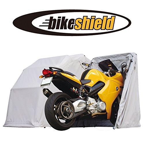 The Bike Shield - Motorrad-Garage - schützende...
