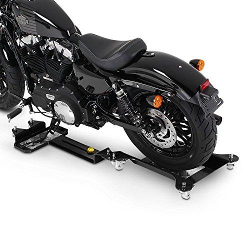 ConStands Motomover III - Motorrad Rangierschiene für...